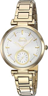 Reloj Slazenger Gold Collection para Mujer 35mm, pulsera de Acero Inoxidable