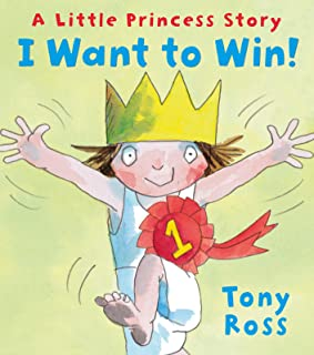 I Want to Win! (Little Princess eBooks Book 17)