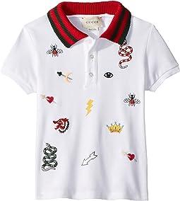Gucci Kids Polo 497824X9L64 (Infant)