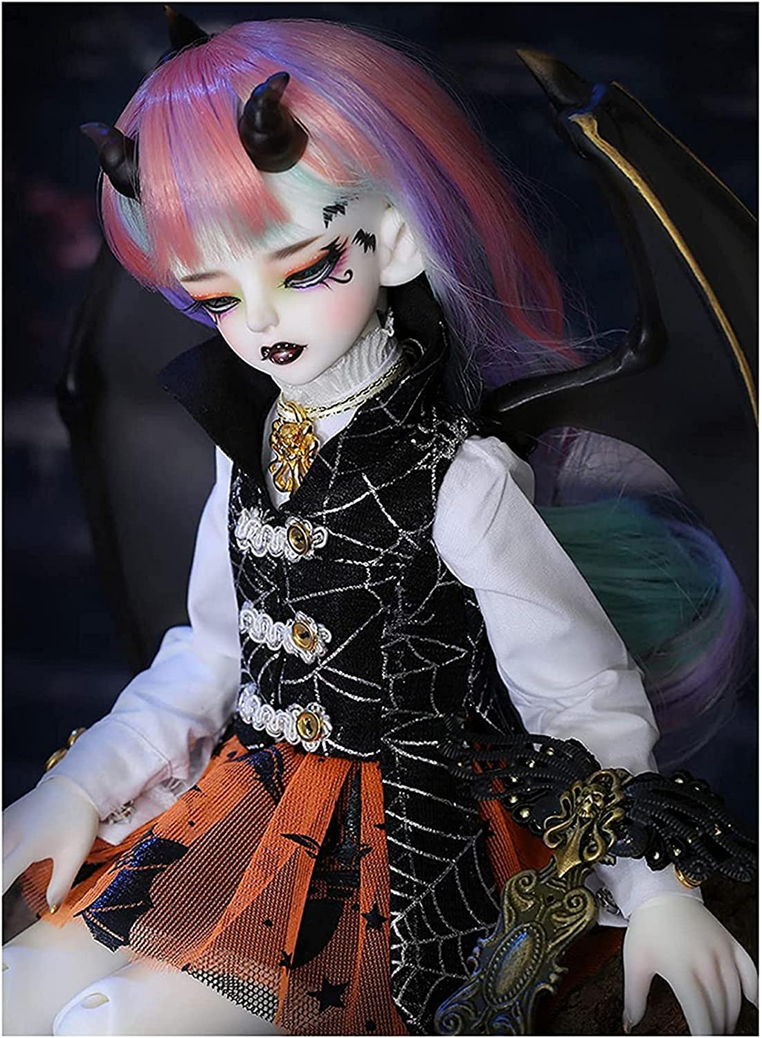 1 4 BJD Doll 16 Inch Customized Changed Oakland Mall 40% OFF Cheap Sale and Makeup Dr Can Dolls