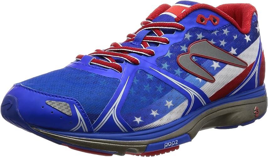nouveauton USA Fate II Chaussures de Course Special Edition