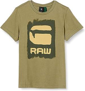 G-STAR RAW Sq10095tee Shirt Camiseta para Niños