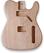 Unfinished Guitar Body For TL Electric Guitar, Okoume Wood Made