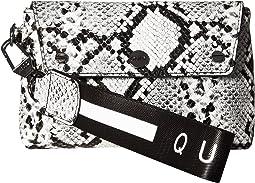 White/Black/Gun