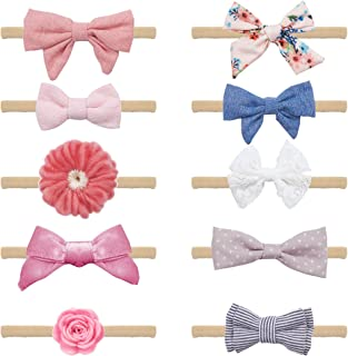 infant headband bows