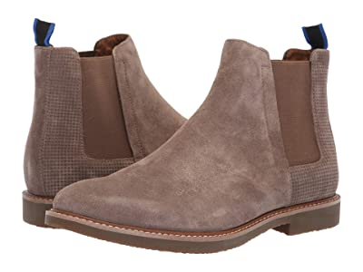 Steve Madden Highlyte (Taupe Suede) Men