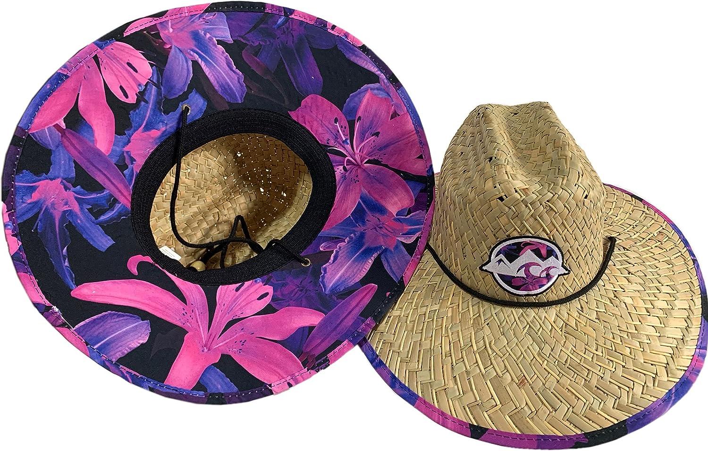 Redding Co Adult Unisex Beach Straw Sun Hat