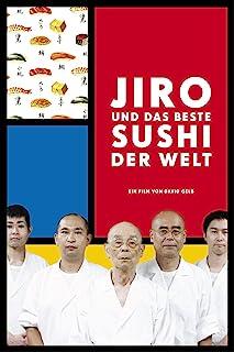 Jiro und das beste Sushi der Welt dt./OV