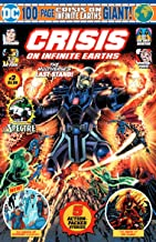 CRISIS ON INFINITE EARTHS GIANT #2 MAIN COVER