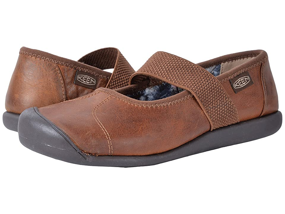 Keen Sienna MJ Leather (Grand Canyon/Monks Robe) Women