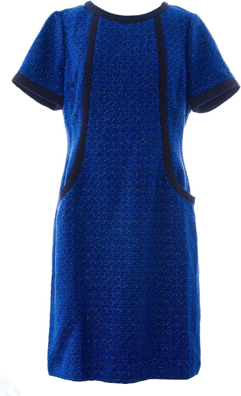 BODEN Women's Sparkle Bryony Dress bluee