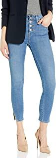 Women's 721 High Rise Exposed Buttons Ankle Jeans
