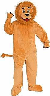 Men's Teenz Lion Mascot Costume