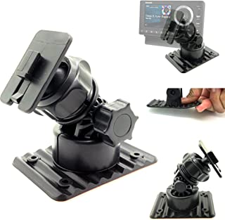 ChargerCity Multi Angle Adhesive Dashboard and Console Mount for H & S H&S Mini Maxx Tuner 40400-102 Auto Tuner Programmer Programming Gauge Monitor Device (Dashboard Mount)