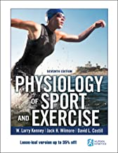 Physiology of Sport and Exercise With Web Study Guide-Loose-Leaf Edition 7ed