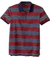 Toobydoo - Short Sleeve Polo (Toddler/Little Kids/Big Kids)