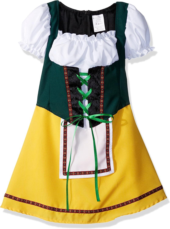 RG Costumes Barvarian Girl Lace Dress Pesant Cap Up Genuine Ranking TOP14