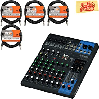 mg10xu mixer