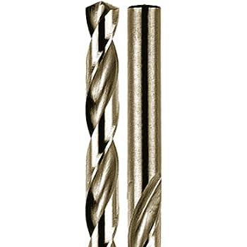 1.5mm x 40mm German Manufactured Heller HSS-Co Cobalt Drill Bits
