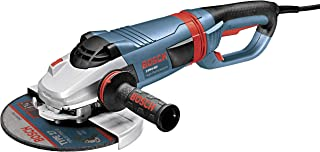 Bosch 1994-6D 9-Inch Large Angle Grinder without Lock On
