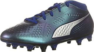 PUMA Kids One 4 Syn Fg Jr Soccer Shoe