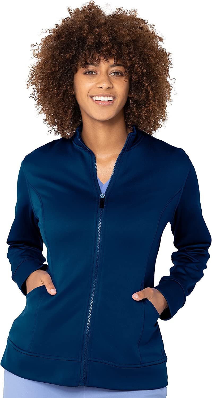 Reservation Urbane Performance Women's Scrub Dallas Mall 9872 Jacket