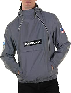 Members Only Men's NASA Windbreaker Jacket
