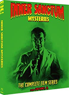 Inner Sanctum Mysteries (Eureka Classics) 2-Disc Blu-ray