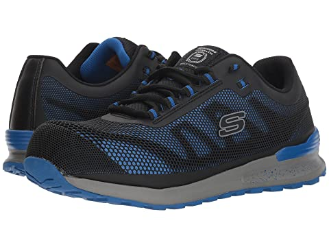 Bulklin Toe BlackBlue Comp SKECHERS Work wXvt5qqp