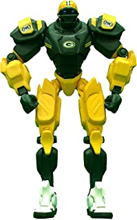 nfl fox robot action figure