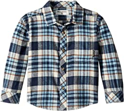 Coastline Flannel Shirt (Toddler/Little Kids)