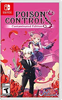 Poison Control Contaminated Edition for Nintendo Switch