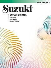 Suzuki Guitar School, Volume 1: Guitar Part