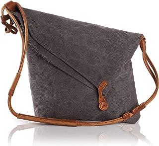 Crossbody Bags for Women Canvas Crossbody Messenger Tote Weekender Fashion Bag