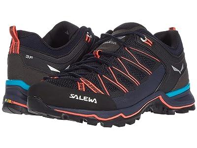 SALEWA Mountain Trainer Lite (Premium Navy/Fluo Coral) Women