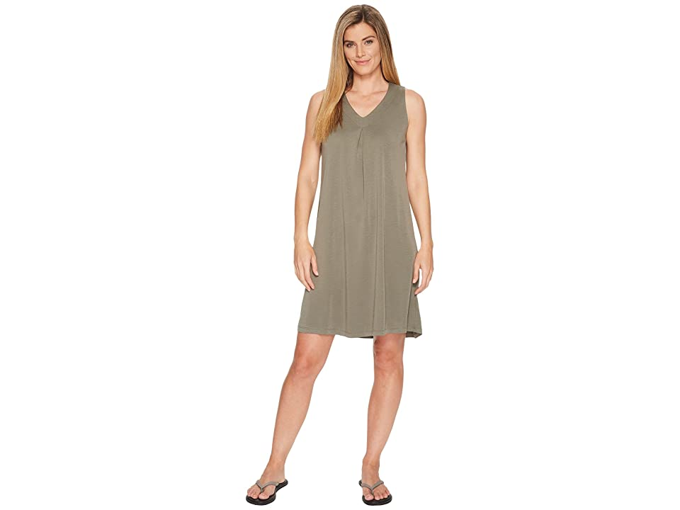 FIG Clothing Iva Dress (Acacia) Women