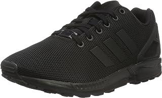 adidas Zx Flux, Unisex Adults' Low-Top Sneakers, Black (Core Black/core Black/dark Grey), 10.5 UK (45 1/3 EU) (S32279_Core Black/core Black/dark Grey)