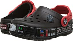 Crocs Kids Crocband Fun Lab Darth Vader Lights Clog (Toddler/Little Kid)