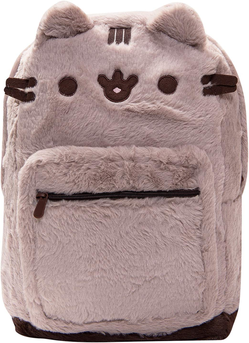 Pusheen The Cat Backpack Cheap super special price With Sale for girls Face Fuzzy
