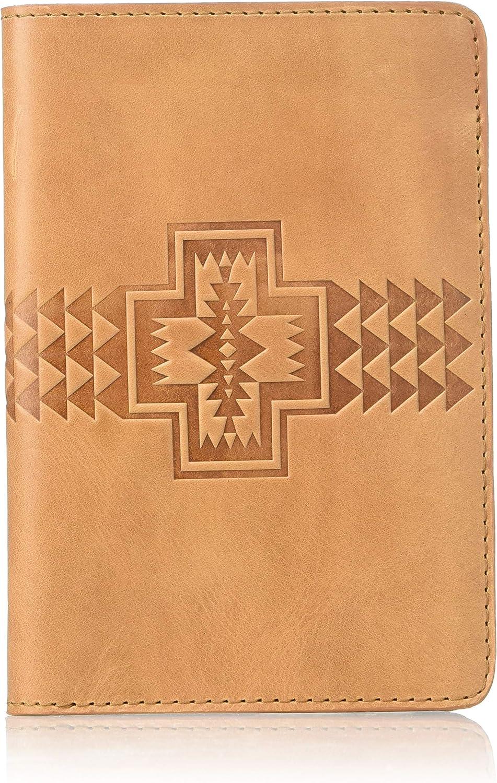 Pendleton Mens Passport Holder Wallet