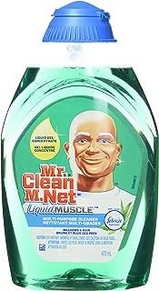 Mr. Clean Liquid Muscle Multi-Purpose Cleaner with Febreze Meadows & Rain (16oz)