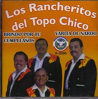 Los Rancheritos del Topo Chico (Grandes Boleros A-2090)