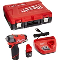 Milwaukee M12 FUEL 12-Volt Lithium-Ion Brushless Cordless 1/4