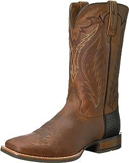 حذاء ARIAT غربي للرجال لليد العلوية