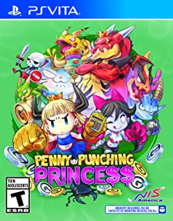 Penny-Punching Princess - PlayStation Vita