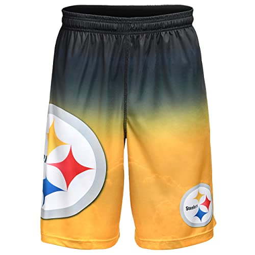 54917b4f Pittsburgh Steelers Shorts: Amazon.com