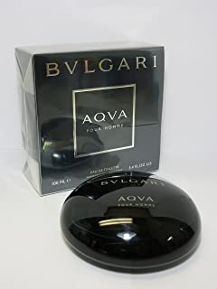 Bvlgari AQVA Pour Homme by Bvlgari for men 3.4 oz Eau De Toilette EDT Spray