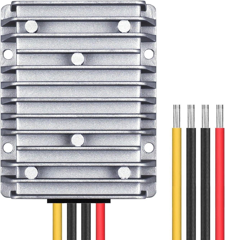 DKPLNT 20A 480W 12V to 24V Converter Step Up Voltage Regulator Boost Converter Module Car Power Supply