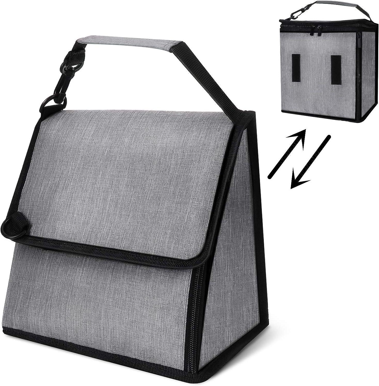 Insulated Lunch Bag for Finally popular brand Men Reusable Bags Women Cooler Under blast sales Godmorn