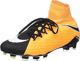 Hypervenom Phatal III DF FG Soccer Cleats Laser Orange/White/Black/Volt